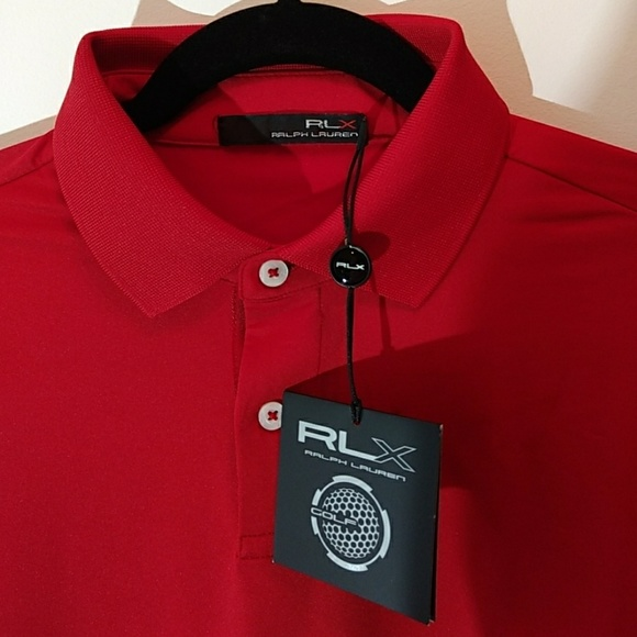 RLX Ralph Lauren Other - RLX Ralph Lauren Golf Polo Shirt NWT